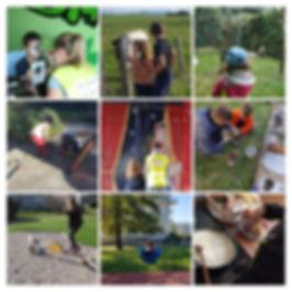 activités_royal circus_enfants_maquillage_pere noel