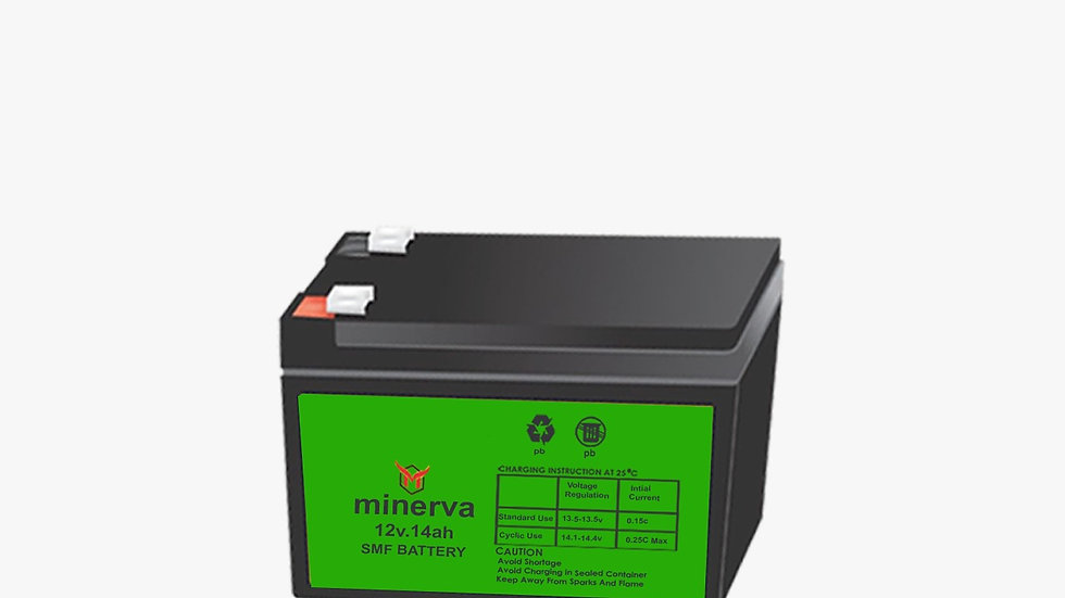 Minerva Spray Pump Battery 12V 14Ah