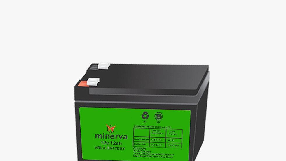 Minerva Spray Pump Battery 12V 12Ah
