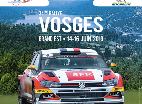 34e Rallye Vosges Grand Est
