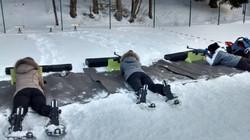 biathlon raquettes