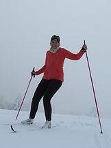 Accomagnateur montagne randonnée ski Vosges
