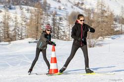 Learn-o ski de fond SENS A SONS NATURE