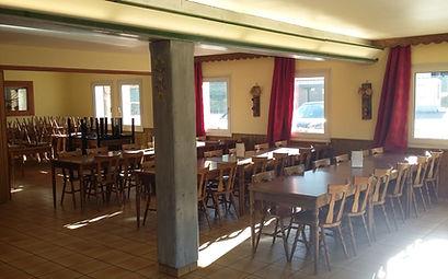 Auberge Drosera Restauration Groupes Famille Clubs Sport Associations Gérardmer Vosges