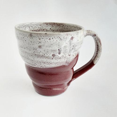 Large Cranberry Mug #10