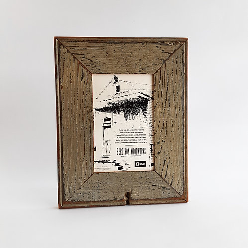 4x6 Frame, Taupe