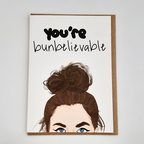 You're Bunbelievable