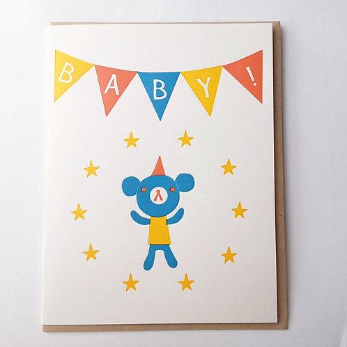 Baby Bear & Bunting