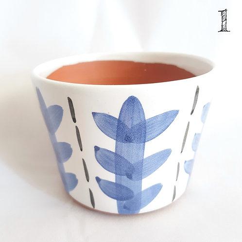 Assorted Ceramic Planters