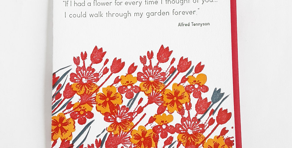 Flower for Every Time...