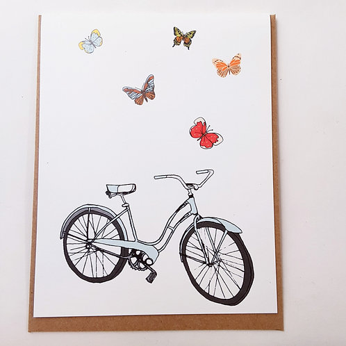 Bike & Butterflies