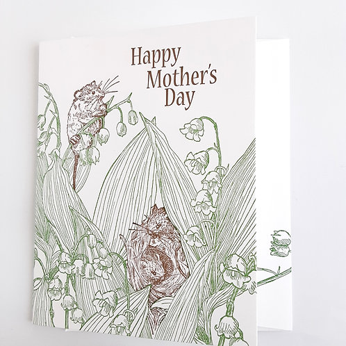 Happy Mother's Day mice
