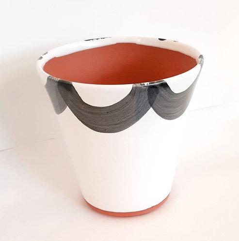 6 Inch Ceramic Planter