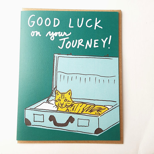 Good Luck Journey