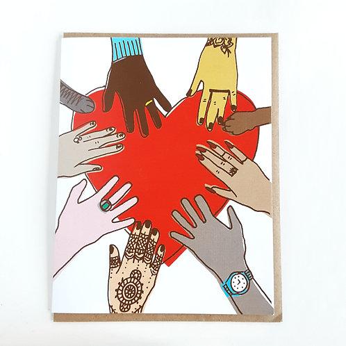 Hands & Heart