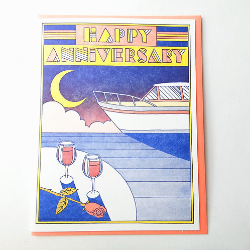 Anniversary Yacht