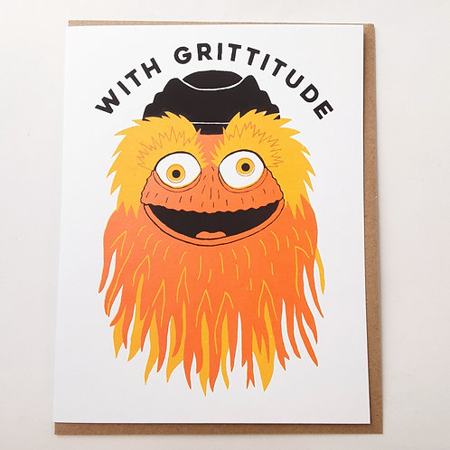 With Grittitude