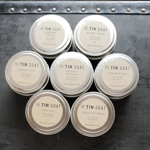 Candle by The Tin Goat