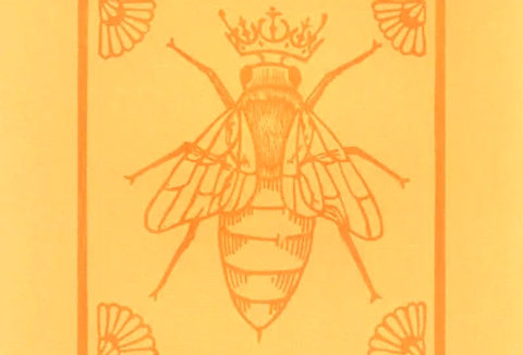"""""""This Hive Shall Thrive"""" print by Bowerbox"""