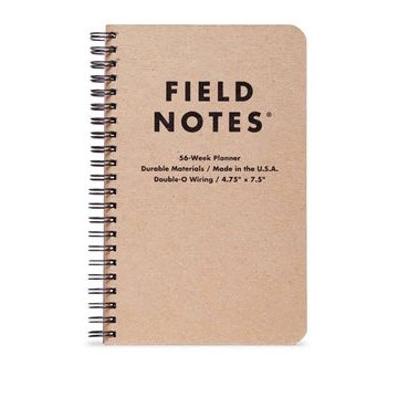 Planner by Field Notes