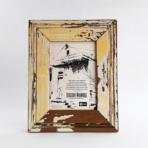 5x7 Frame, Yellow
