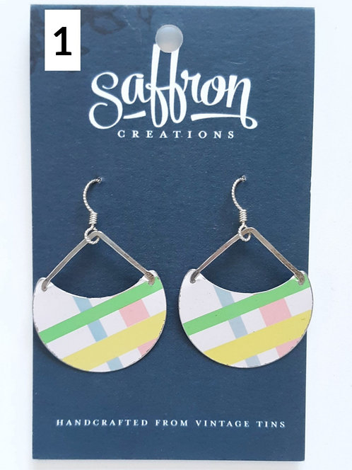 Assorted Earrings by Saffron Creations