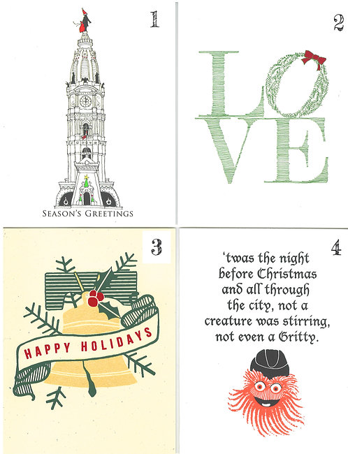 Holiday Cards: Buy 5 Get 1 Free with Code HOLIDAY6