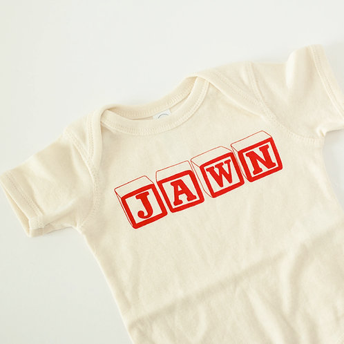 JAWN Blocks Onesie or Toddler Tee