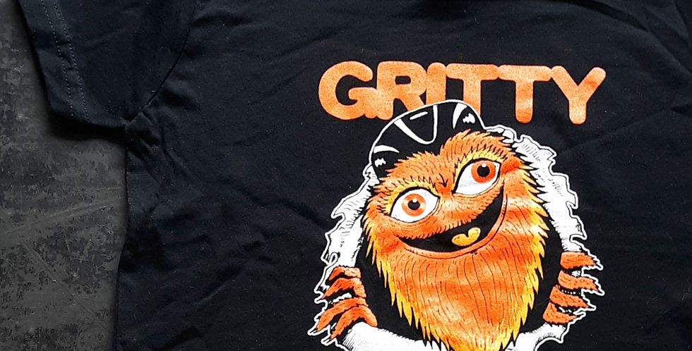 Gritty Tee, Toddlers & Youth