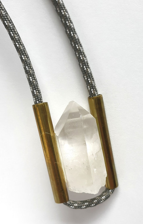 Quartz Point Necklace