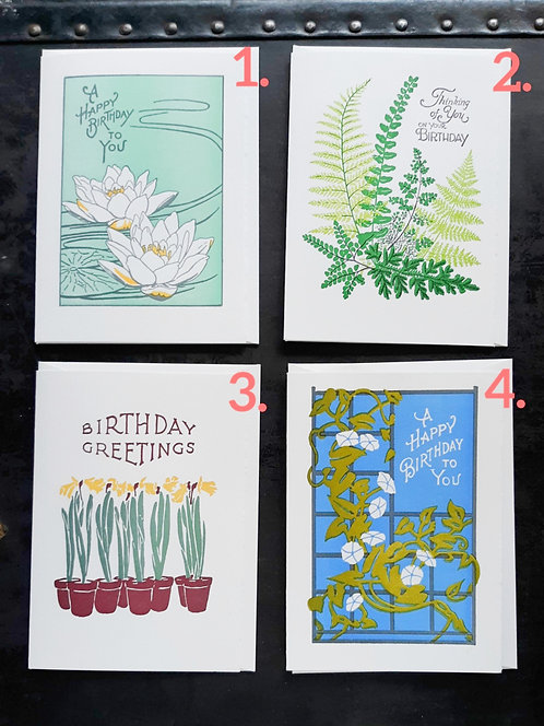 Cards by Saturn Press