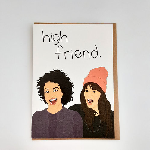 High Friend (Broad City)