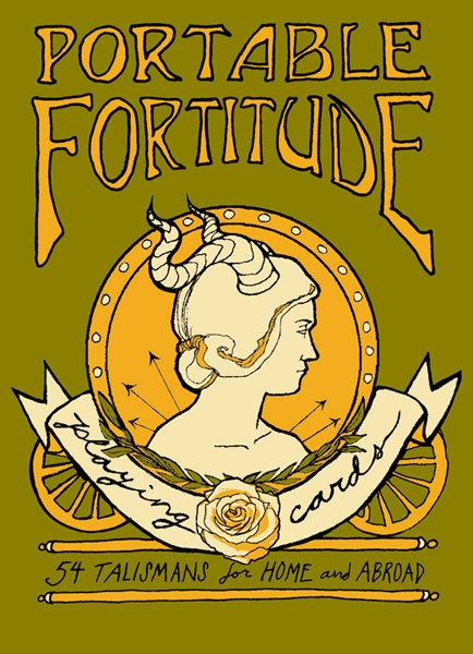 """Portable Fortitude"" Card Deck"