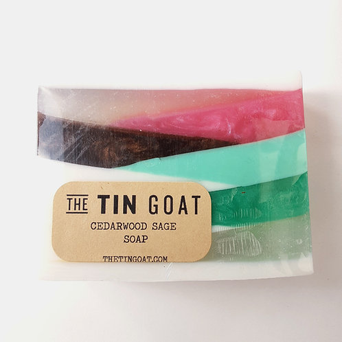 Soaps by The Tin Goat