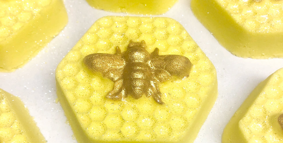 Bee Bath Bomb