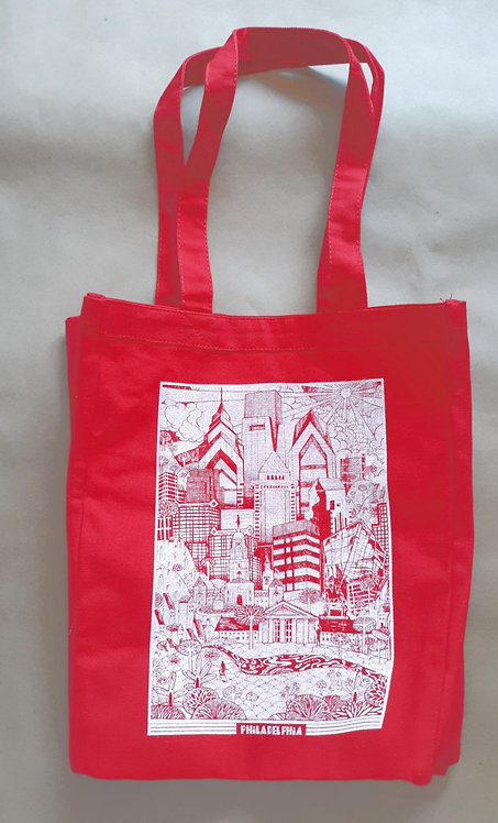 Skyline Tote by Paul Carpenter