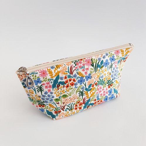 Cosmetic Bag- Mini Floral