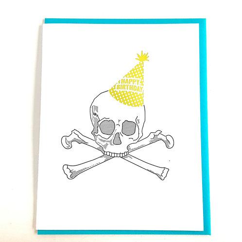 Skull & Bones Birthday