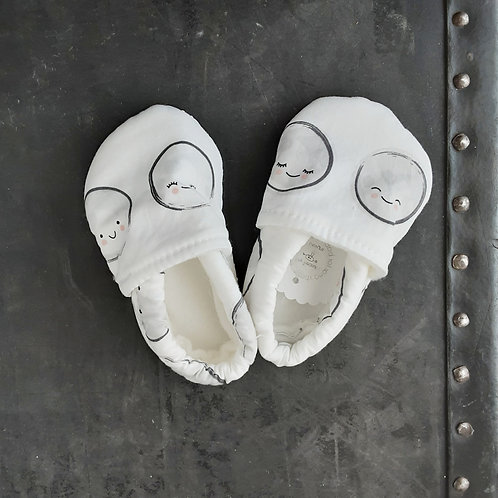 Baby Shoes- Moon