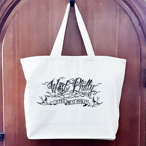 West Philly is the Best Philly Tote