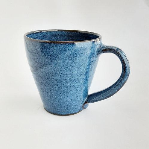 Large Blue Mug #1