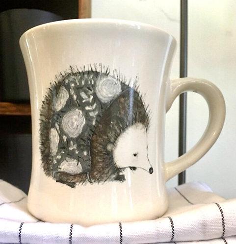 Mugs by Lisa Hurwitz