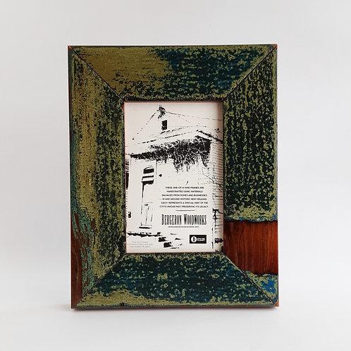 4x6 Frame, Dark Green
