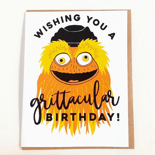Grittacular Birthday