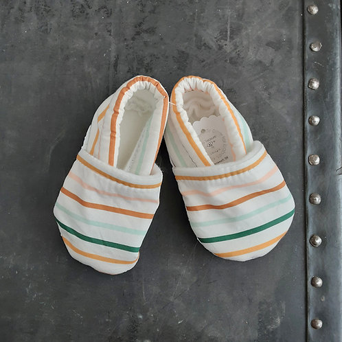 Baby Shoes- Stripes