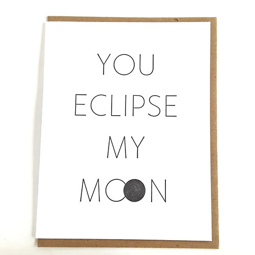 Eclipse my Moon