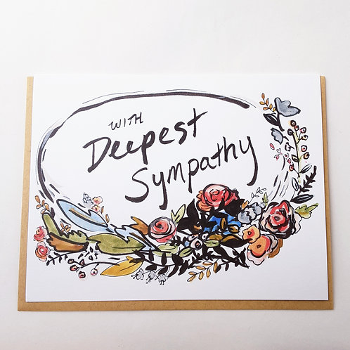 With Deepest Sympathy (Ivy House)