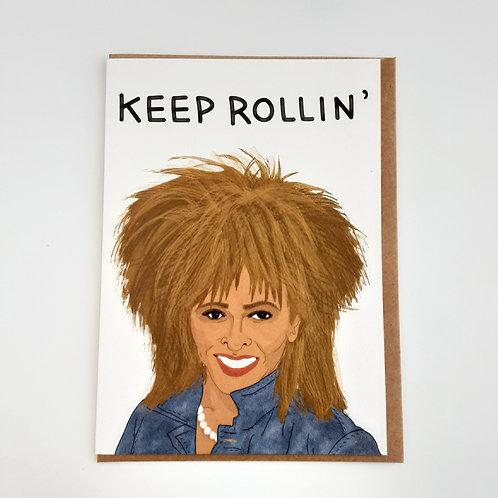Keep Rollin' (Tina Turner)