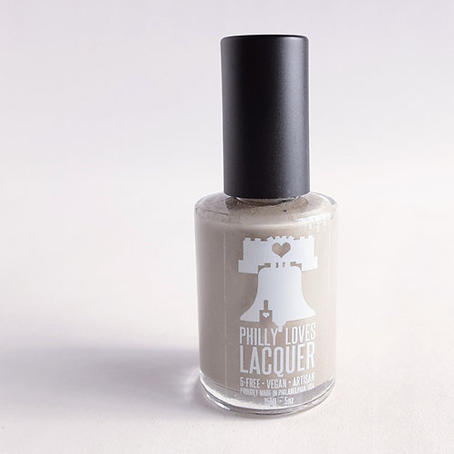 Clark Park Turtle Taupe, West Philly Nail Polish