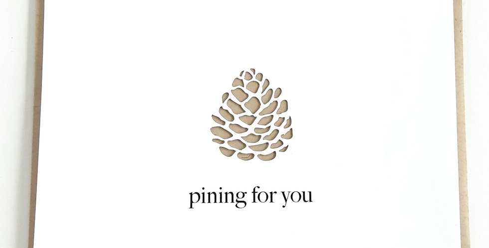 Pining